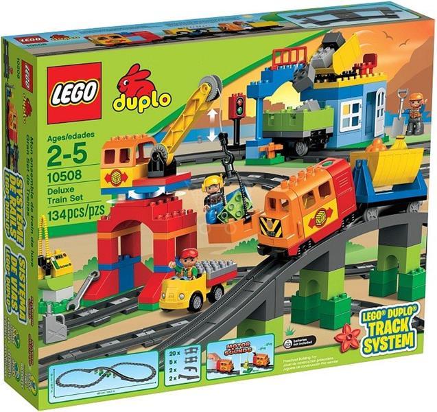 LEGO Duplo 10508 - Vláčik deluxe