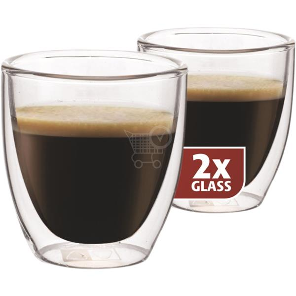 LAICA Termo skleničky Maxxo DG808 ESPRESSO