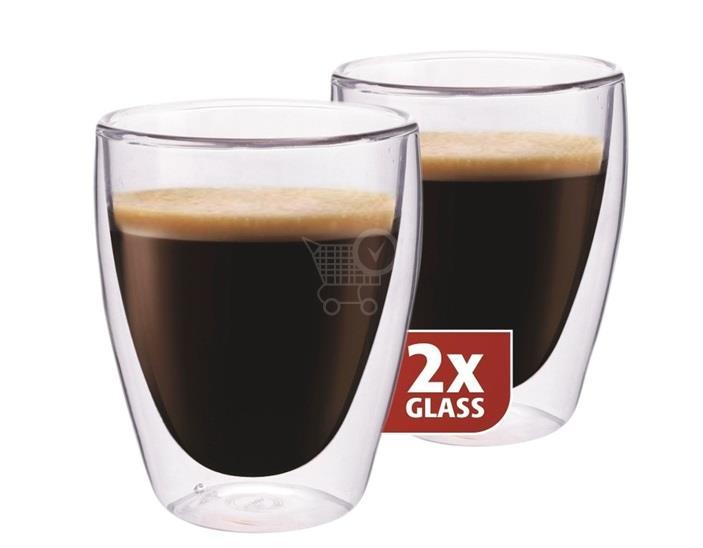 LAICA Termo skleničky Maxxo DG830 Coffee