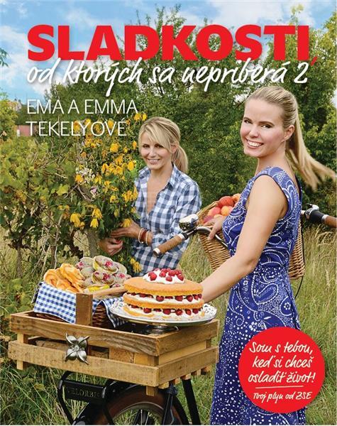 Sladkosti, od ktorých sa nepriberá 2 (Ema a Emma Tekelyové)