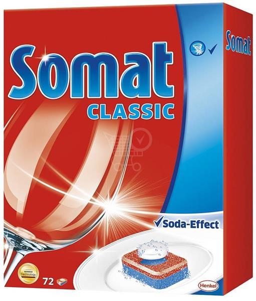 SOMAT TABLETY XL CLASSIC 72 KS