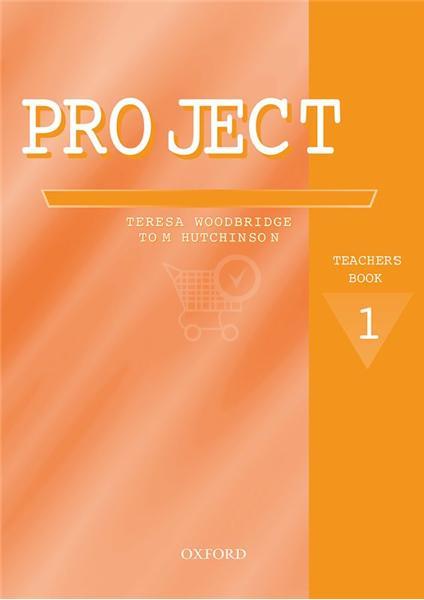 Project 1 - Teacher\'s book (Tom Hutchinson)