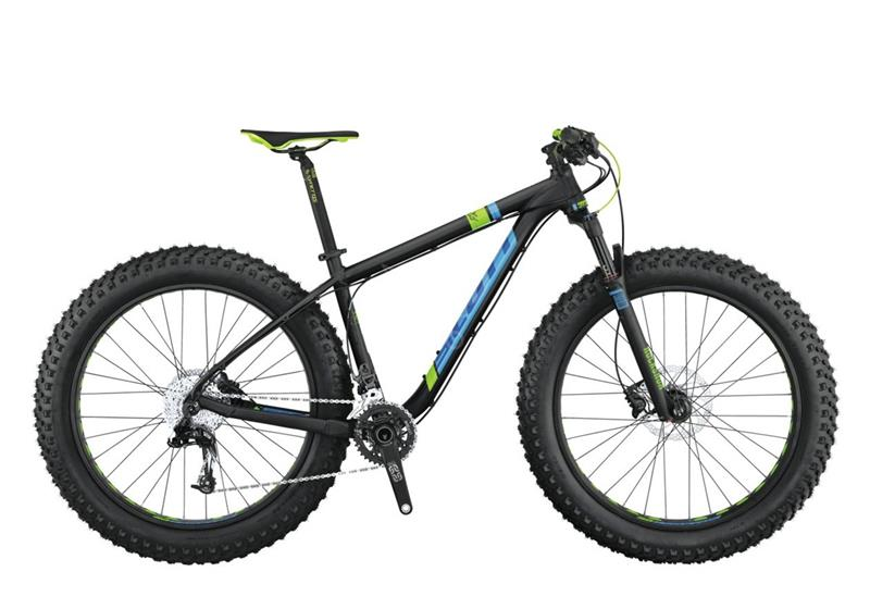 SCOTT Big Ed Fat Bike 2015