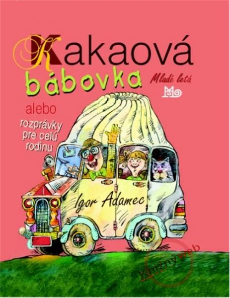 Kakaová bábovka (Igor Adamec)