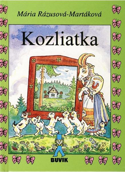 Kozliatka (Mária Rázusová-Martáková)