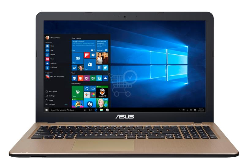 Notebook ASUS F540SA-DM042T