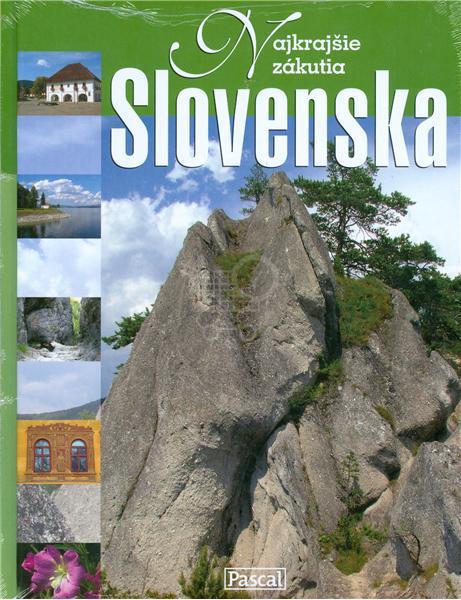 Najkrajšie zákutia Slovenska (Jacek Bronowski)