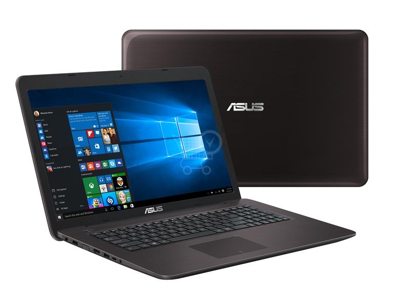 Notebook ASUS F756UX-T4034T