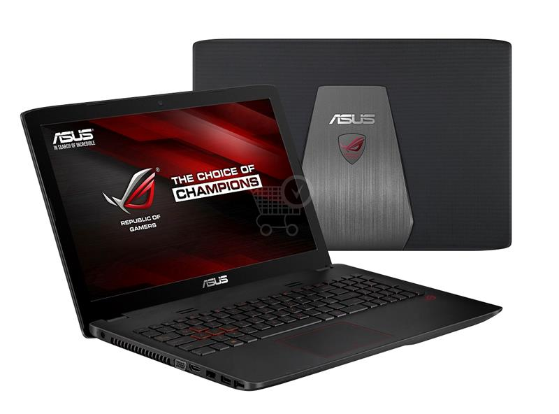 Notebook ASUS G552VW-DM344T
