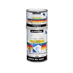 BAL Farba na vane biela + tužžidlo 500 ml Biela