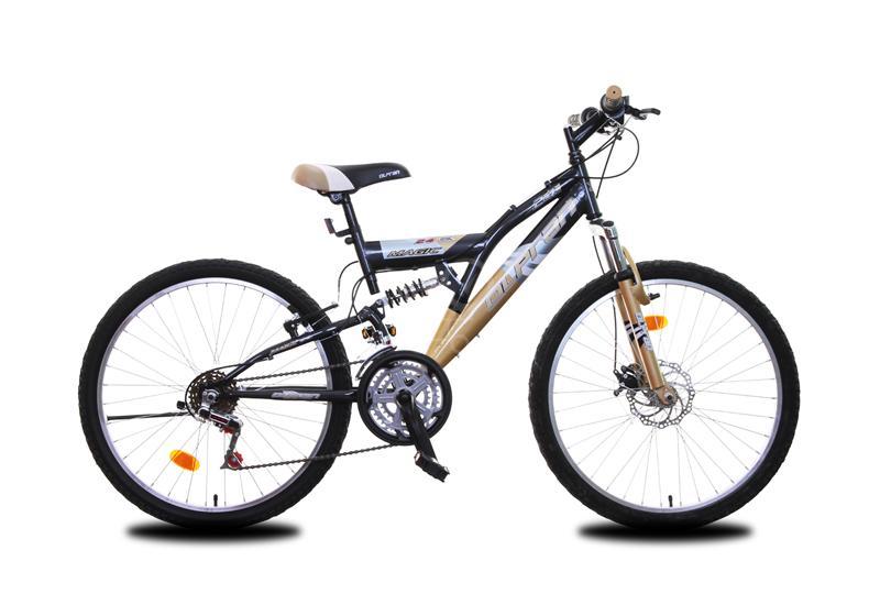 OLPRAN Magic DISC 24 - detský bicykel