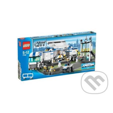 LEGO CITY 7743 - Policajný Kamión