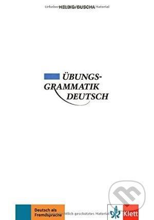 Ubungs-Grammatik Deutsch (Gerhard Helbig) (Kniha)