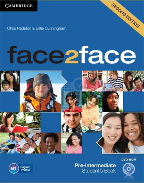 Face 2 Face Pre-Intermediate Student´s Book(Redston Chris)