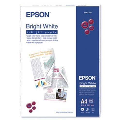 EPSON Paper A4 Bright white Inkjet (500 sheets) 90g / m2