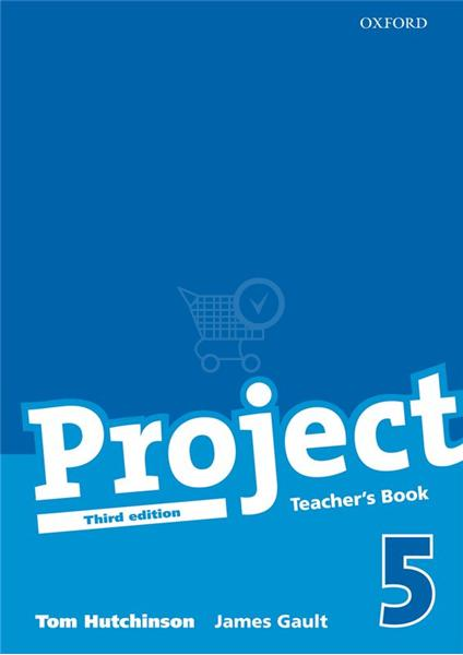 Project 5, 3rd Edition (T. Hutchinson)