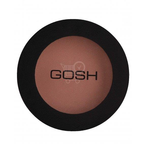 GOSH Natural Blush, farba na líčka 36 rose whipers - 1ks
