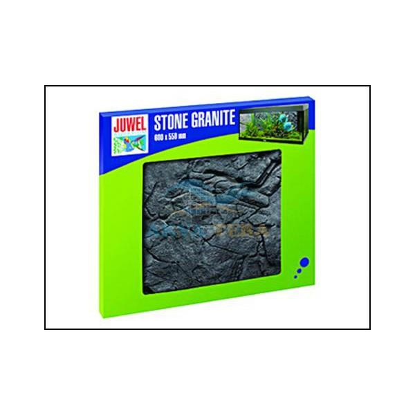 JUWEL AQUARIUM Stone Granite, 600 x 550mm