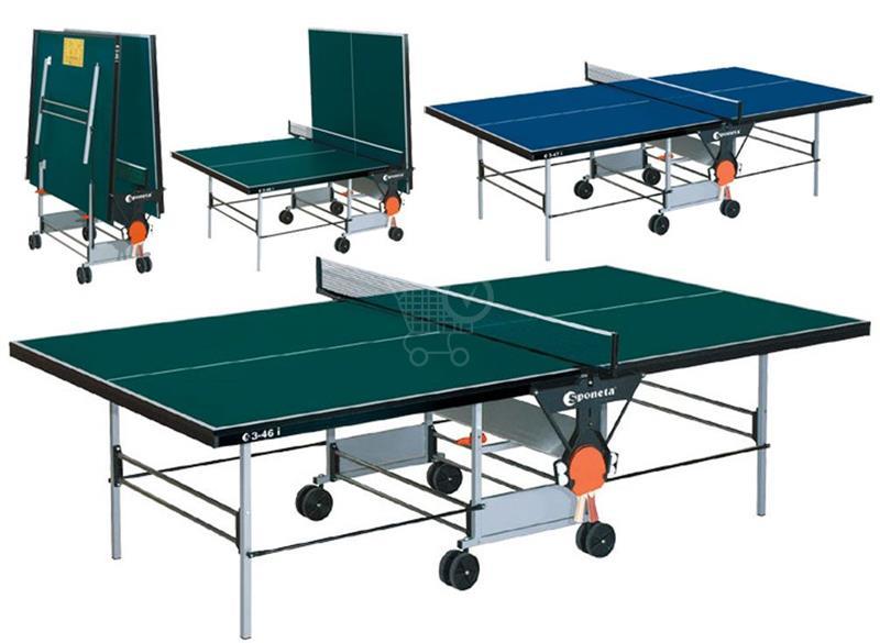 SPONETA Stolnotenisový Stôl S3-46i