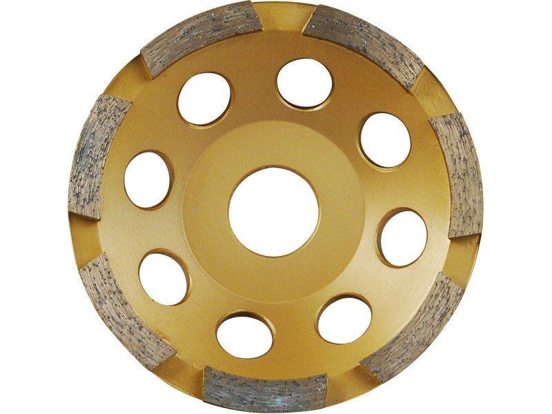EXTOL PREMIUM Kotúč brúsny diamantový, 125mmx22,2mm