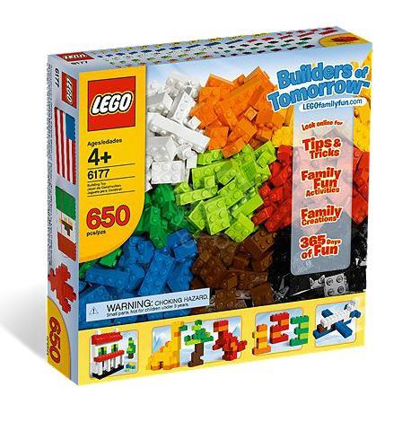 LEGO Duplo 6176 - Základné Kocky – súprava DeLuxe