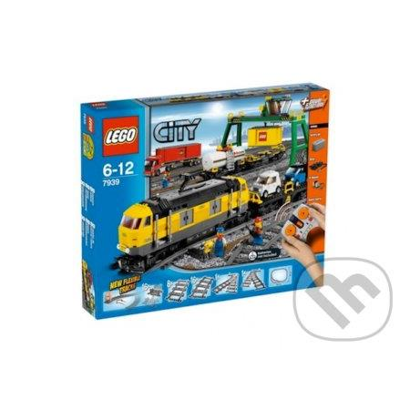 LEGO CITY 7939 - Nákladný vlak