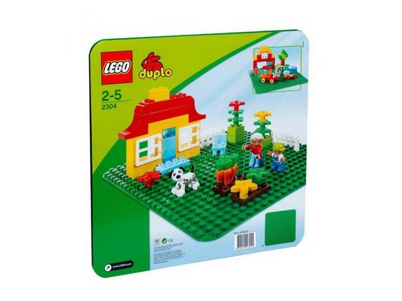 LEGO Duplo 2304 - Veľká podložka na stavanie