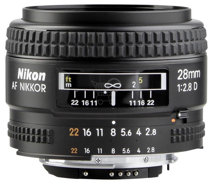 NIKON AF 28mm f/2.8 DA