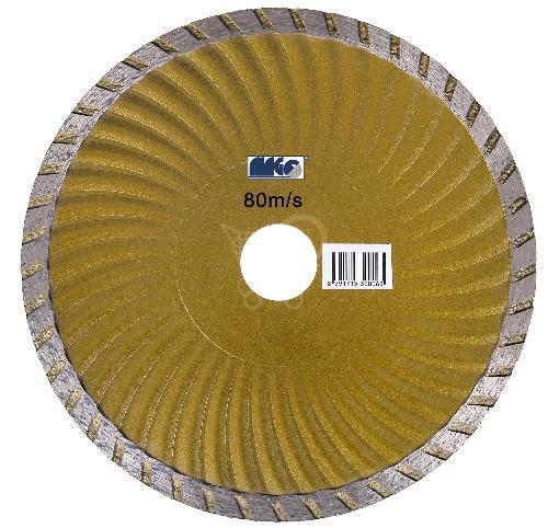 MAGG Diamantový Kotúč DKTW 230 mm (Turbo - armovaný betón)