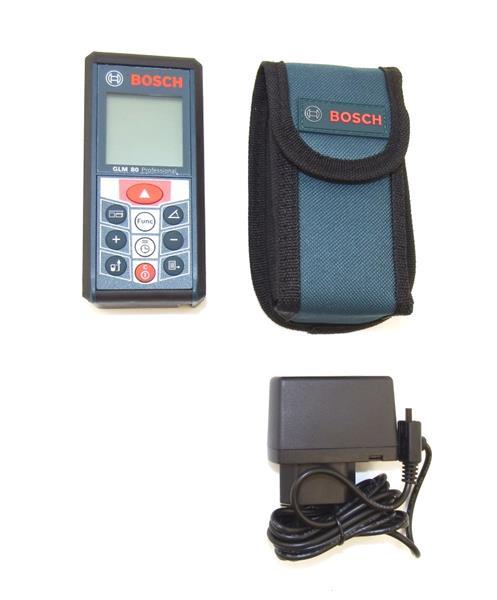 BOSCH 0601072300 Laser.dialkomer GLM 80