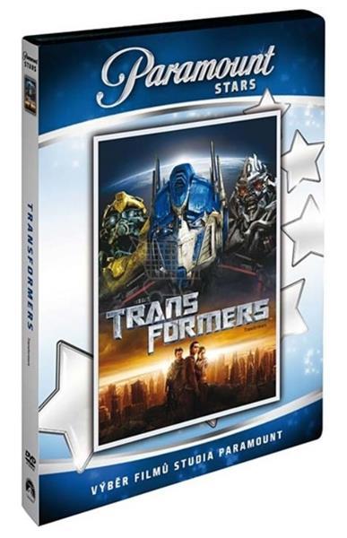 MAGIC BOX Transformers 3 - Temná strana mesiaca