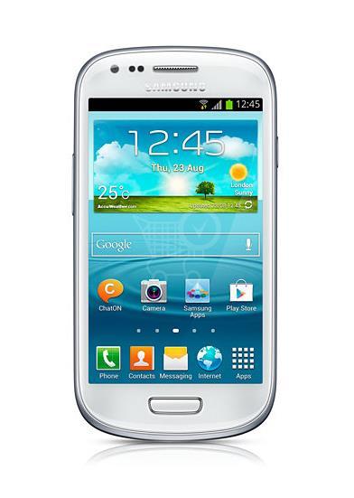 SAMSUNG i8190 Galaxy S III Mini biela