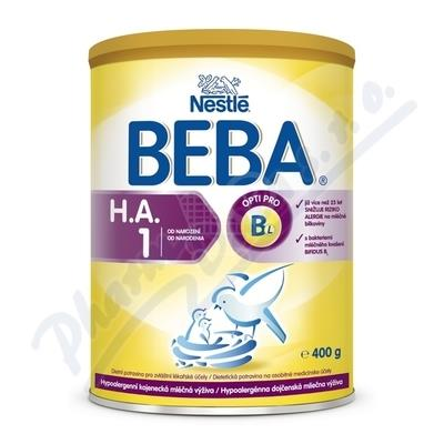 NESTLE BEBA H.A. 1 nová (dojč. mliečna výživa 400 g)