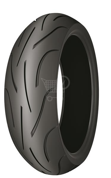 Motorková pneumatika MICHELIN Pilot Power 2CT TL 180/55 R17 73W