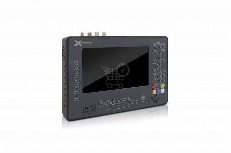 AMIKO X-Finder -DVB-S2/T2/C +CA+CI +Multimedia