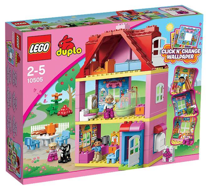 LEGO Duplo 10505 - Domček na hranie