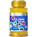 STARLIFE CLA 1000 - pre podporu odbúravania a spaľovania tukov, 60 tob