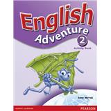 English Adventure 2 Activity Book (Worrall Anne)