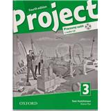 Project 3 Workbook+CD+Online Practice 4th.ed. (Hutchinson Tom)