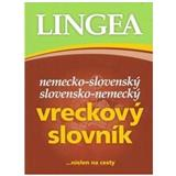 Nemecko-slovenský, slovensko-nemecký vreckový slovník