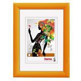 HAMA Plastový rám MALAGA 10x15 cm, oranžový