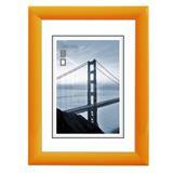 HAMA Plastový rám MALAGA 15x20 cm, oranžový