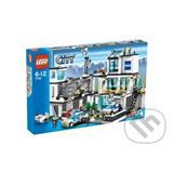 LEGO CITY 7744 - Policajná stanica