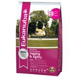 EUKANUBA Jogging & Agility 15 kg