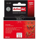 ACTIVEJET Náplň CANON PG-40 Black 25ml