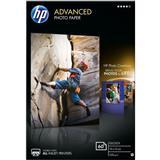 HP Fotopapier do tlačiarne Q8008A Advanced Glossy 250g 10x15 60sh.