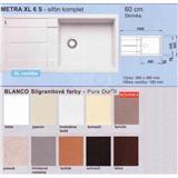 BLANCO METRA XL 6 S