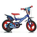 "Bicykel DINO BIKES DINO 12"" Spiderman"