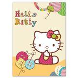 DETEXPOL Španielska deka Hello Kitty gombíky 80/110