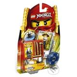Lego ninjago 2255 sensei wu